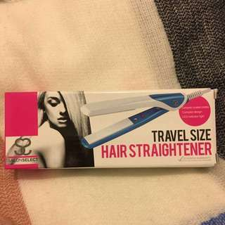 Travel Size Hair Straightener