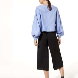 Aritzia Babaton Lazarus pants (culottes)