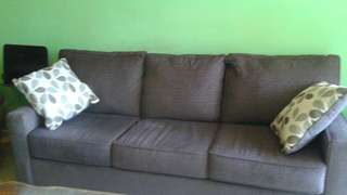 Nearly new couch