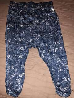 cotton on body pants