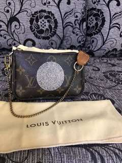 Authentic preloved Louis Vuitton Pochette