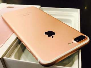 Iphone 7 plus 32gb Gpp LTE complete with freebies !