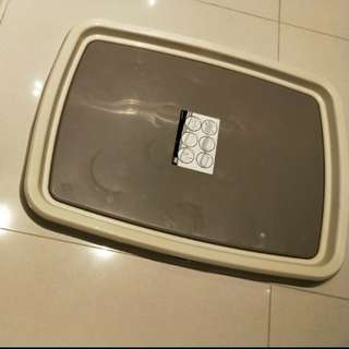 Pee tray for dogs