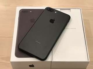 Iphone 7 plus 128gb GPP LTE complete with freebies !