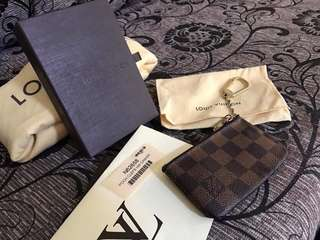 Authentic preloved Louis Vuitton Cles