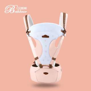Baby Hip Seat Carrier EUC