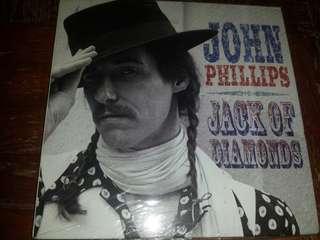 Music CD (sealed): John Phillips–Jack Of Diamonds