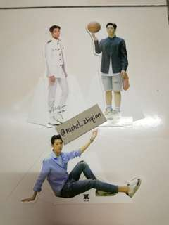 KNK OFFICIAL STANDEE