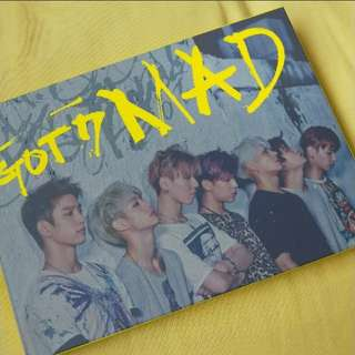 got 7 mad album (horizontal)
