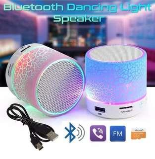 LED Portable Mini Bluetooth Speakers Wireless