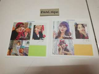 TWICE TWICETAGRAM STICKER