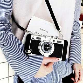 型格相機造型Iphone 8Plus手機殼