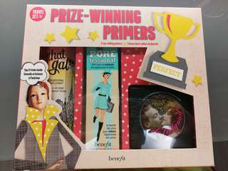 Benefit PRIZE WINNING PRIMERS Set