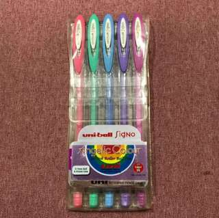 Uni-ball Signo Angelic Colour Pens