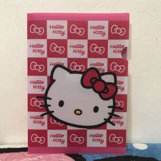 🚚 Hello Kitty 資料夾