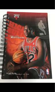 Chicago Bulls Media Guide