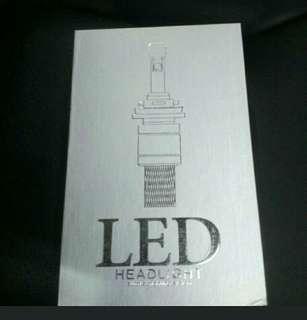 全新飛利浦LED車頭大燈 白光 D2S 光亮省電