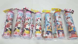 Minnie mouse and mickey mouse pencil box