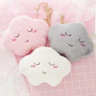 Sale!!!!Japan trending fluffy cloud shoulder bag(bestseller)