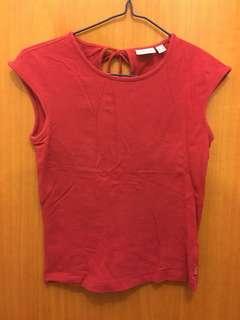 Esprit 桃紅色上衣
