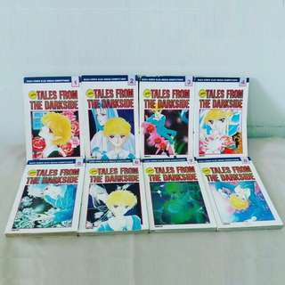 Komik Tales From The Darkside 1-8tamat (Yoko Matsumoto)