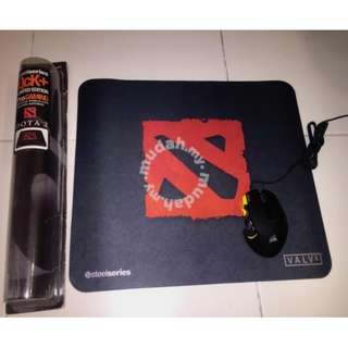 SteelSeries Dota 2 Limited Edition Mouse Pad