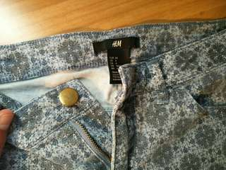 Patterned H&M Jean
