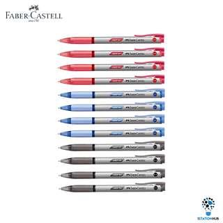 Faber Castell Grip X4 Retractable | Ballpoint Pen 0.4mm