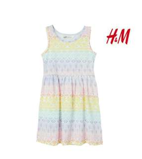 H&M dress for kids 2to10 yrs old