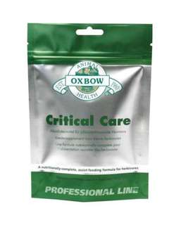 Oxbow Critical Care ( Anise)