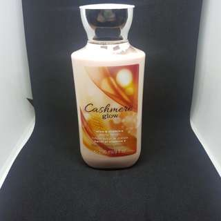 Cashmere Glow (shea&vit E body lotion)