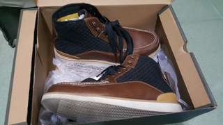 全新正品timberland 高筒靴 皮鞋