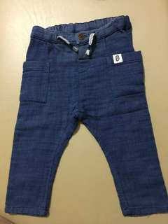 H&M Blue Pants