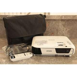 Epson EB-X36 Professional Grade Projector