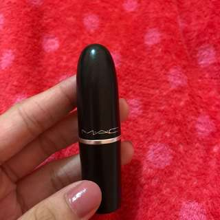 MAC lipstick in the shade brave