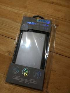 SIDO Power Bank 5000mah 雙2.4A 輸出 超薄0.65cm