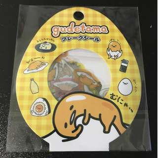 CUTE⭐️ Gudetama japanese character SAN X stickers 20 pieces