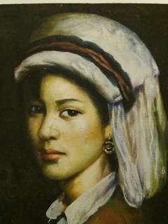 25cm x 30cm oil painting on canvas