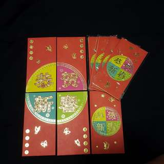 Red Packets - FairPrice (5pcs)