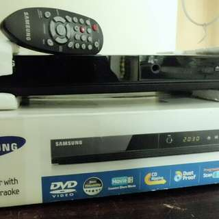 Samsung DVD Player E360K