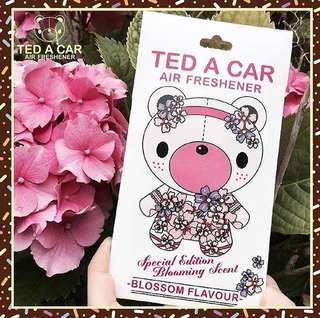 Ted A Car - Car fragrance