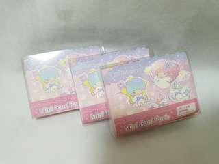 Little Twinstar Three Packs Gift Card Packs