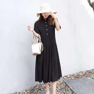 (XL~4XL) Women's Vacation Dress Dress Short Sleeve