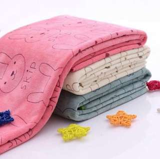 Baby Soft Microfibre Absorbent Towel
