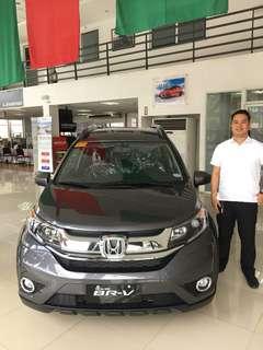 2018 Honda Brv 1.5 S CVt