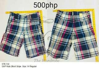 GAP Kids Stripe Short
