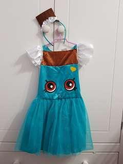 Shopkins costume