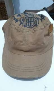 crnratck brown hats