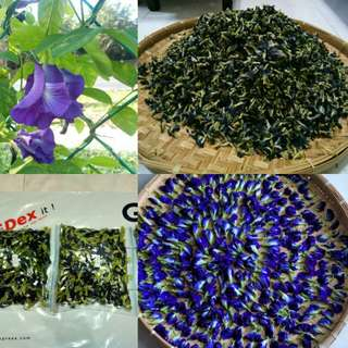 50g Organic Dry butterfly pea tea