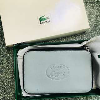 Authentic Lacoste Wallet FREE SHIPPING 🚚